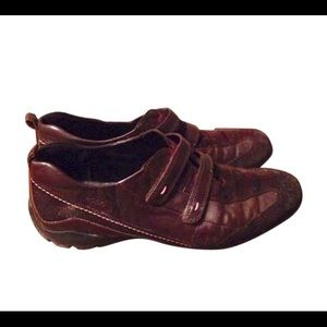 Women's brown Ecco Sneakers, size 41